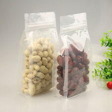 Clear Seal Plastic Self Seal Bags Seal Plastic Food Pouches Packaging Reclosable