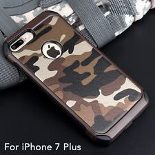 iPhone 7 Plus 5.5'' Case Army Shockproof Military Rugged Armour Cover