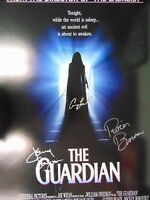 """""""The Guardian"""" Cast Signed 27X40 Mounted Color Movie Poster JSA & CAS Holograms"""