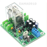 LJM Dual Channel Stereo speaker protection board AC15V 10A