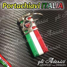 Schlüsselanhänger Tricolor Italiamoto Ducati Logo Monster Panigale Multistrada