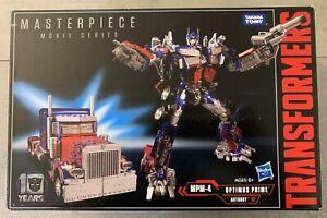 MPM-4 Optimus Prime MPM04 Transformers Masterpiece Movies Takara Hasbro New