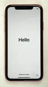 Apple iPhone 11 64GB (Product) Red Verizon MWKP2LL/A GRADE C No SIM U