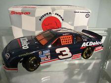 Dale Earnhardt Sr. #3 AC Delco Monte Carlo 1/24 NASCAR Diecast - Japan 1996