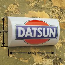 DATSUN Garage Light Box  LED Display Games Room Sign Nissan Cherry 240z Display