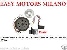 180019 ACCENSIONE ELETTRONICA ALLEGGERITA MVT EXT 122 AM6 CON AVVIAMENTO CATAL.