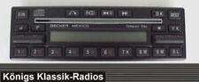 Radio Aufsatz mit Display für Becker Mexico Compact Disc 860