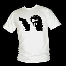 "CLINT EASTWOOD ""DIRTY HARRY"" .44 Magnum Película Camiseta Hombre Todas Las"