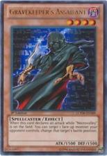 Gravekeeper's Assailant [Legendary Collection 3: Yugi's World] [LCYW-EN189]