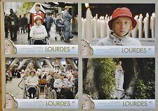 (Z126) 8x AFs Lourdes - Sylvie Testud, Léa Seydoux, Bruno Todeschini