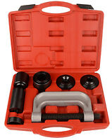 UK 4 in 1 Ball Joint U Joint C Frame Press Service Kit Brake Anchor Pin Set