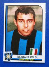 FIGURINA TUTTA L'INTER 1945/1986 - NICOLA CICCOLO - new
