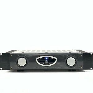 Behringer A500 500-Watt Studio Reference Power Amplifier - TESTED WORKING [TGJ]