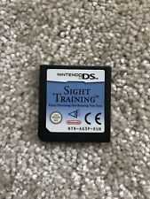 Sight Training for Nintendo DS *Cart Only*