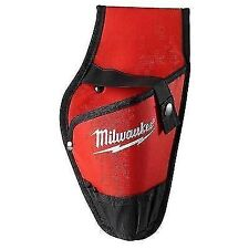 Drill Holster Nylon Suits Drilling and Fastening Tool Milwaukee M12 Series