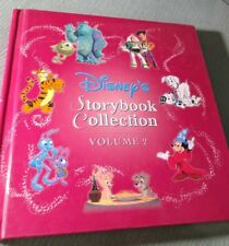 Disney's Storybook Collection Vol.2 Various Hardcover EXCELLENT  1st Edition!!