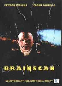 Brainscan - 1994 Horror -  Edward Furlong, Frank Langella, T. Ryder Smith DVD