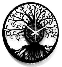 OROLOGIO DA PARETE ARTIGIANALE Tree of life NEGOZIO CASA - ALBERO DELLA VITA