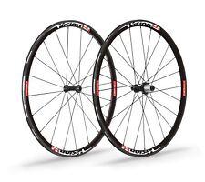 Vision Equipo 30 Juego de ruedas para Camino Race Bike SH11, Gris adhesivo, V15