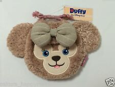 Tokyo Disney SEA ShellieMay New Pouch bag fluffy pouch bag JAPAN Duffy friend FS