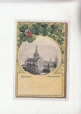 B82145 hildesheim godehardi kirche  germany  front back image