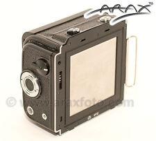 ARAX NT66 black 6x6 Medium Format film back magazine cassette for Kiev 88/ CM