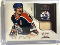 2013-14 Panini Rookie Anthology Luxury Suite Mark Messier Edmonton Oilers /199