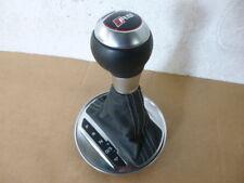 Audi TTRS 8S Schaltknauf Leder schwarz helle Naht shift knob 8S1713139C TT TTS
