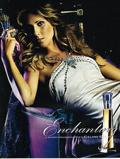 PUBLICITE ADVERTISING 045 2006 ENCHANTING le nouveau parfum de CELINE DION210415