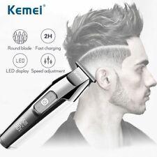 professional Cordless Hair Clipper Beard  Electric Haircut Machine