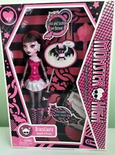 2009 MONSTER HIGH DRACULAURA FIRST WAVE...NEW IN BOX