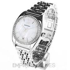 *NEW* LADIES EMPORIO ARMANI FRANCO DIAMOND WATCH - AR0379 - RRP £279