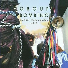 Music from Niger: Guitars from Agadez, Vol. 2 by Bombino (CD, Oct-2009,...