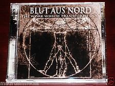 Blut Aus Nord: The Work Which Transforms God / Thematic Emanation 2 CD Set NEW