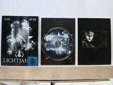 LACRIMOSA  - Lichtjahre  DVD Film  Tilo Wolf  Anne Nurmi   HOS 7921