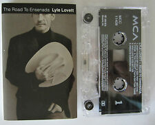 LYLE LOVETT ROAD TO ENSENADA CASSETTE TAPE