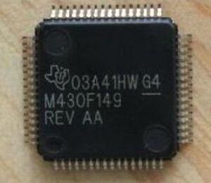 1PCS M430F149 QFP64 IC