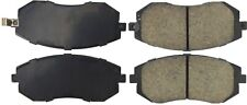 StopTech Disc Brake Pad Set Front Centric for Saab / Subaru # 105.09290