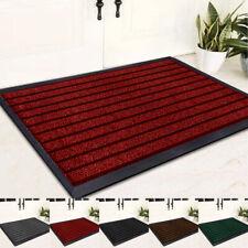 Heavy Duty Rubber Mat Non Slip Door Mats Indoor Outdoor Washable Rugs Floor Mats