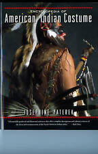 NEW Encyclopedia of American Indian Costume by Josephine Paterek