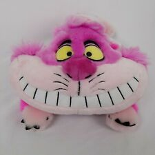 "Disney Cheshire Cat Alice in Wonderland Disney Store Exclusive 20"" Plush Toy"