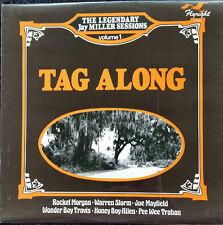Tag Along - Legendary Jay Miller Sessions Vol 1 - Flyright 516 - Warren Storm