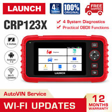 2019 Global LAUNCH X431 CRP123X OBD2 Auto Diagnostic Scanner Engine Code Reader