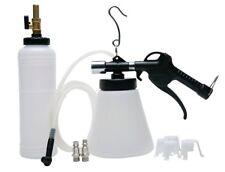 1L Hydraulic Fluid Fill Bottle Kit l Air Brake Bleeder Pneumatic Clutch Vacuum