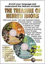 The Treasure of Hebrew Idioms - translated + explained