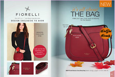 Fiorelli Boston Cross Body Bag Now Available for general sale yet merlot