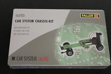 Faller  Car System Chassis-Kit  - 163703 -  Neu /OVP