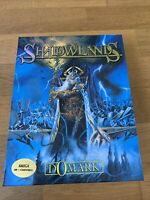 💾 Commodore/Amiga. Shadowlands A Domark Game Complete with Instructions VGC