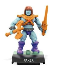MEGA CONSTRUX HEROES SERIES 3 MASTERS OF THE UNIVERSE FAKER FXP51 OUT OF PACKGE