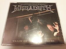 Megadeth - Train of Consequences - CD Single